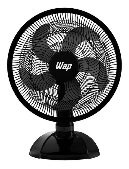 Ventilador Wap Rajada Turbo W130 De Mesa 127 V 60hz
