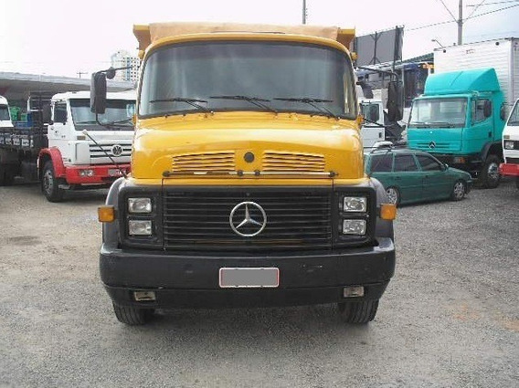 Mb 1516 Ano 86 Truck Caçamba