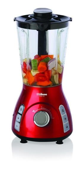 Máquina De Sopa + Licuadora Soup Lic Liliana As800 1050 W.