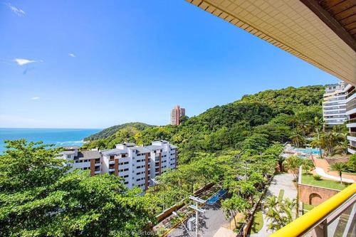 Apartamento Com 3 Dormitórios À Venda, 168 M² Por R$ 850.000,00 - Enseada - Guarujá/sp - Ap10011