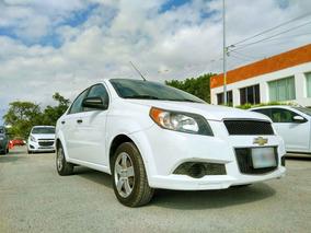 Chevrolet Aveo 1.6 Ls Aa Radio Nuevo At 2016 En Cancún