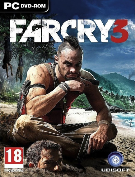 Farcry 3 Pc - Uplay Key (envio Flash)