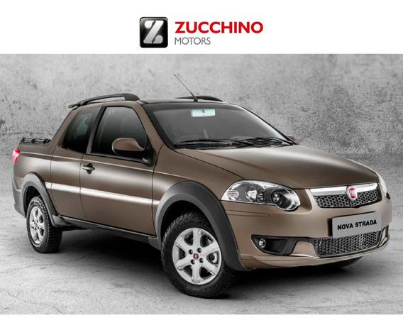 Fiat Strada Trekking Cabina Doble | 0km | Zucchino Motors