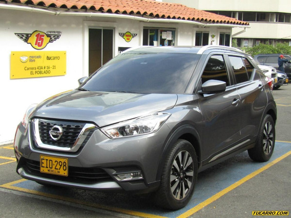 Nissan Kicks Advance Mt 1600 Cc 4x2