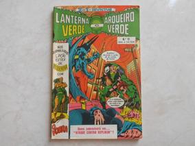 Invictus Lanterna Verde E Arqueiro N° 17 Ebal 1980 Original