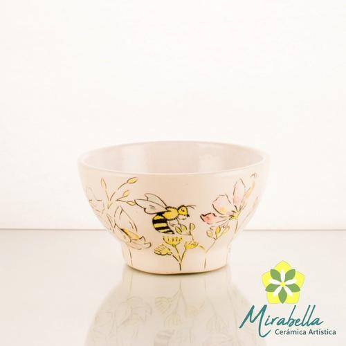 Bowl Cerealero Mirabella Colección Le Api
