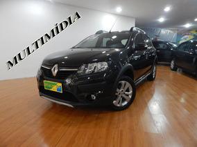 Renault Sandero 1.6 Stepway 8v Flex 4p Automatizado Top
