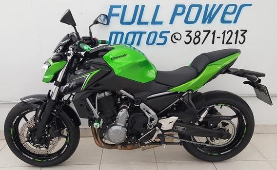 Kawasaki Z650 2018