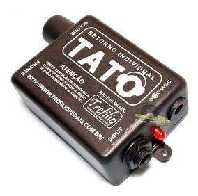 Amplificador De Fone(tato) - Retorno Individual