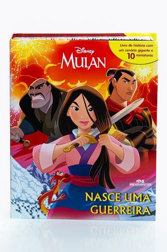Mulan - Nasce Uma Guerreira