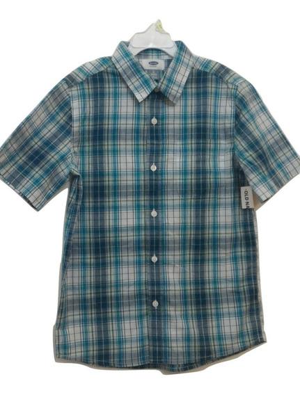 Camisas Oldnavy (nuevas) Varon - Niños Talle 8