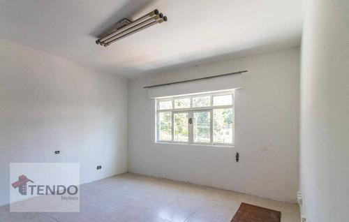 Imagem 1 de 19 de Imob01 - Sobrado 240 M² - Venda Ou Aluguel - 3 Dormitórios - Rudge Ramos - São Bernardo Do Campo/sp - So0211