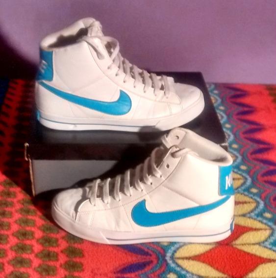 Zapatillas Botitas Nike N° 38