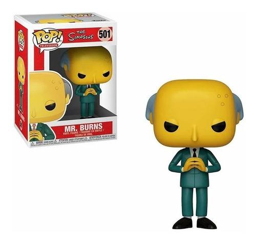 Funko Pop! Mr. Burns #501 The Simpsons Jugueteria El Pehuen