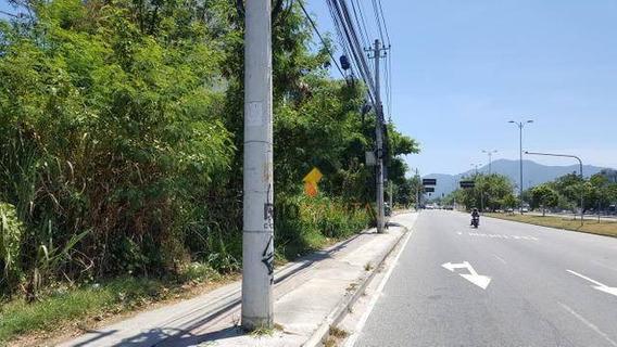 Terreno À Venda, 1290 M² Por R$ 4.200.000,00 - Recreio Dos Bandeirantes - Rio De Janeiro/rj - Te0006