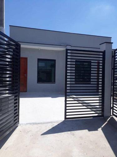 Imagem 1 de 20 de Casa Com 2 Dormitórios À Venda, 50 M² Por R$ 175.000 - Jardim Santa Marta - Sorocaba/sp - Ca8632