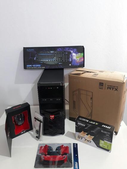 Pc Gamer I5 Completo + Gtx 1050 T.i