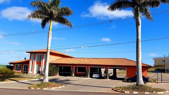 Lote De Revenda Esquina Condomínio Fechado Real Park Santa Maria - 987687