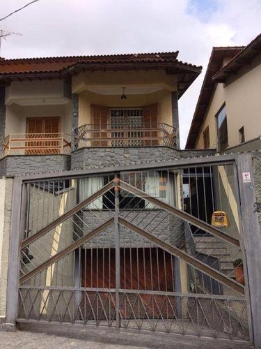 Sobrado Residencial À Venda, Jardim Pinheiros, São Paulo. - So0399