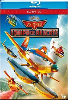 Blu-ray - Aviones 2 (3d)