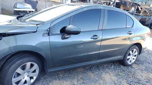 Sucata Peugeot 408 2.0 151cvs Flex 2011/2012