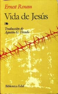 Vida De Jesus - Ernest Renan / Edaf