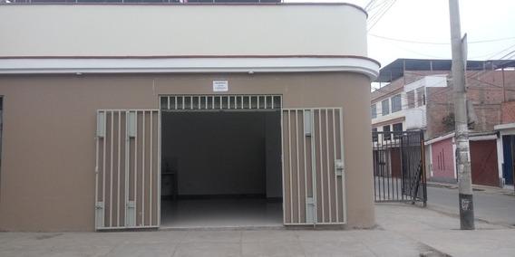 Alquilo Local Comercial De Estreno 990852213/sjm