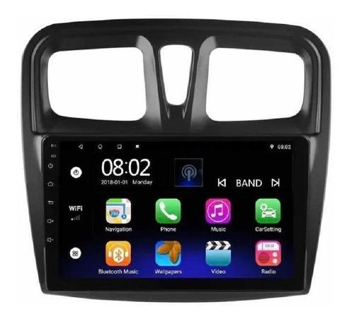 Radio Android Renault Logan - Sandero 2017 2021 + Envio