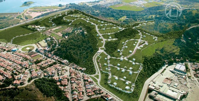 Bosque Do Horto Fundo Para Mata 626m² - Te0950