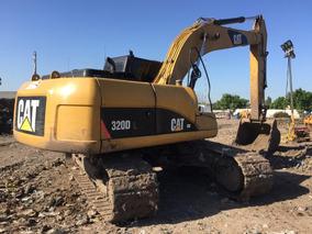 Excavadora Caterpillar 320 D