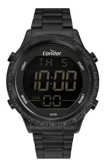 Relógio Condor Feminino Digital Preto - Cobj3463aj/4p