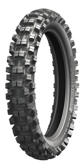 Llanta 120/80-19 Michelin Starcross5medium 63m