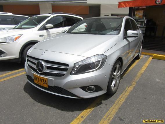 Mercedes Benz Clase A A 200 1.6t At