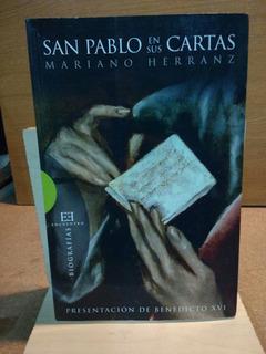 San Pablo En Sus Cartas Mariano Herranz