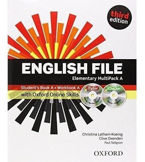 English File Elementary - Multipack A 3rd Edition - Oxford