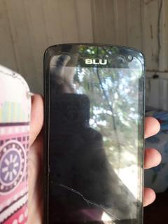 Celular Blu Novo Apenas Com A Pelicula Trincada