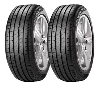 Kit X2 Neumáticos Pirelli 195/50 R16 84v Cinturato P7