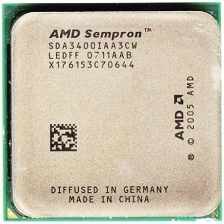 Processador Amd Sempron 64 3400+ 1.80ghz Am2