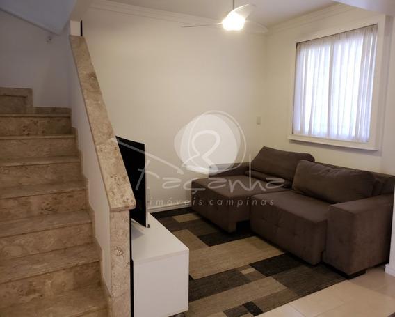 Casa Para Venda No Parque São Quirino Em Campinas - Imobiliária Em Campinas. - Ca00862 - 68201367