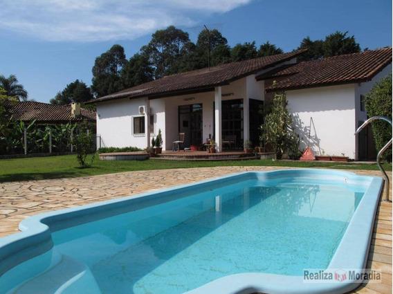 Casa Térrea 05 Dormitórios - Fazendinha - Ca1316