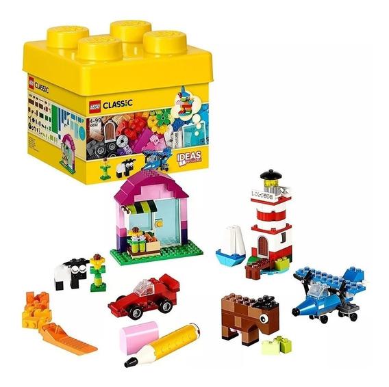Lego Juguetes Niño Caja Pequeña 221 Piezas