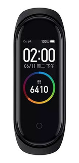 Pulseira Inteligente Mi Band 4 Xiaomi Preto