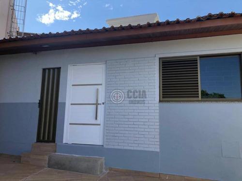 Kitnet Com 1 Dormitório Para Alugar, 30 M² Por R$ 1.100,00/mês - Conjunto A - Foz Do Iguaçu/pr - Kn0012
