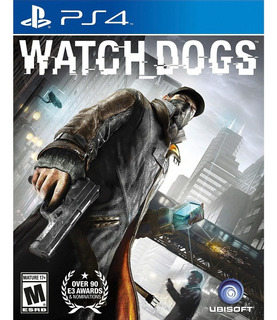 Watch Dogs Ps4 Juego Fisico Original Playstation 4 Sellado