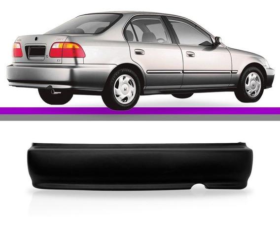 Parachoque Traseiro Civic 2000 1999