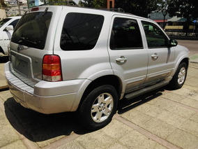 Ford Escape 3.0 Xlt Piel Limited Qc At