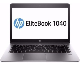 Hp Elitebook Folio 1040 G2 14 I7 5600u 8gb 256 Ssd A Pedido