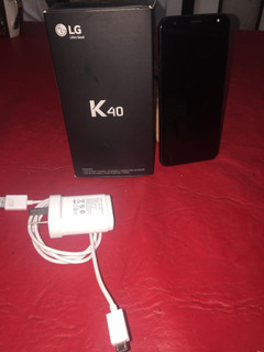 Lg K40 Impecable