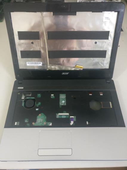 Carcaça Completa Notebook Acer E1-421-0868