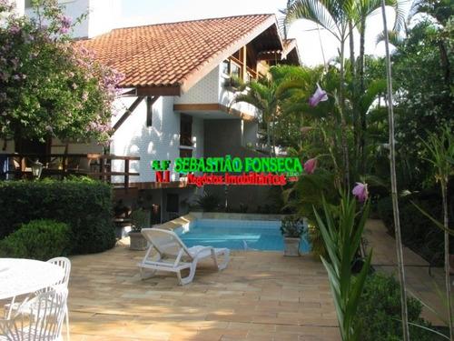 Bela Casa No Condomínio Jardim Das Colinas Em Sjc - 1284